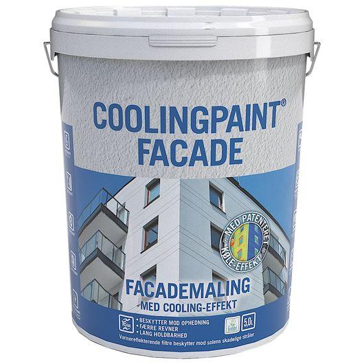Coolingpaint facademaling hvid - 5 L