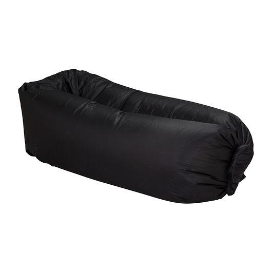Nakano - Oppustelig sofa - sort
