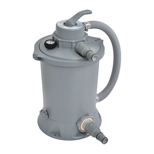 Avenli - Sand- og filterball pumpe 3785 l/t