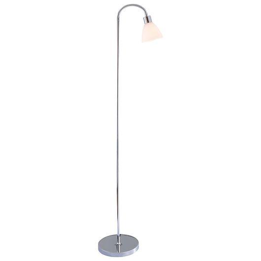 Lux Lamp - Gulvlampe Roma E14 - hvid