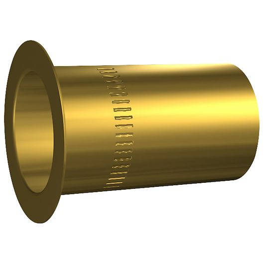 Støttebøsning til PEX-rør 10 mm