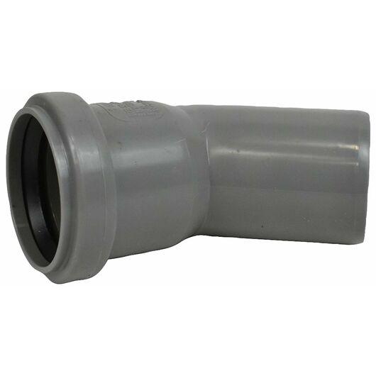 Wavin - PP bøjning 32 mm x 45°