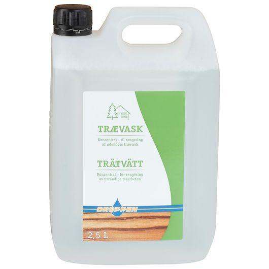 Droppen - Trævask - 2,5 L