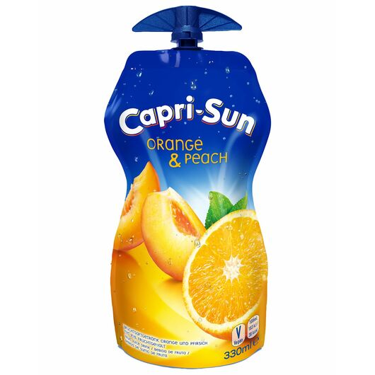 Capri-Sun appelsin & fersken - 330 ml