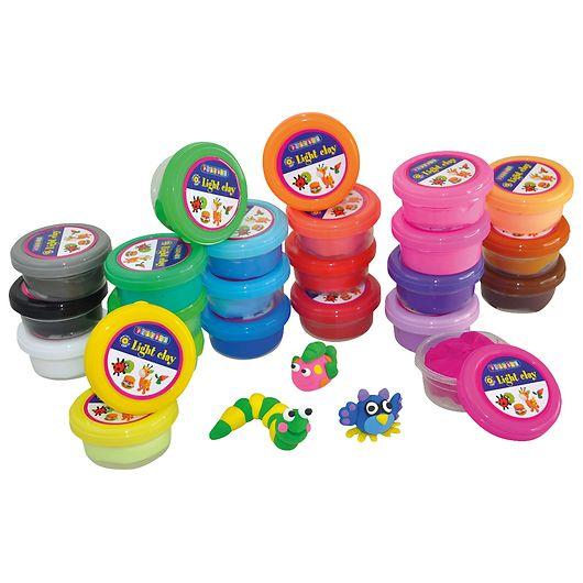 Playbox - Light clay - 24 x 10 g