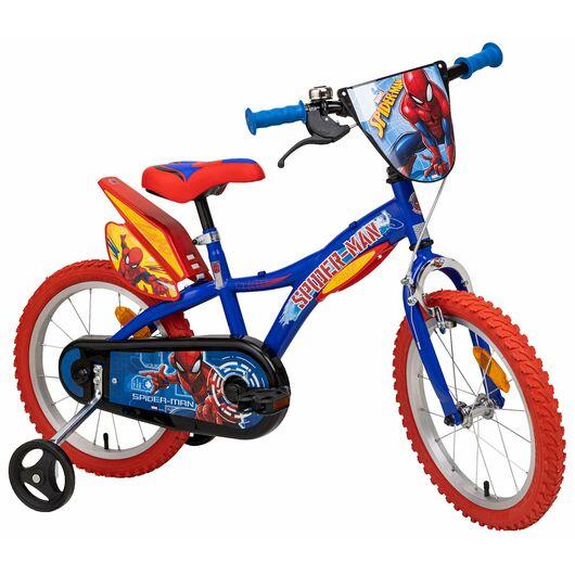 "Spiderman 16"" børnecykel"