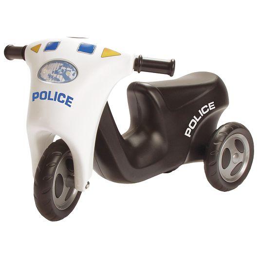 Scooter til børn politi