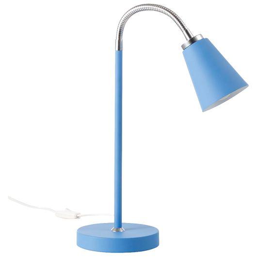 Bordlampe Bari E14 - blå