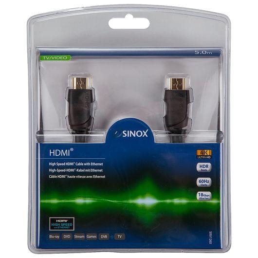 Sinox - Pro HDMI kabel - 5 meter