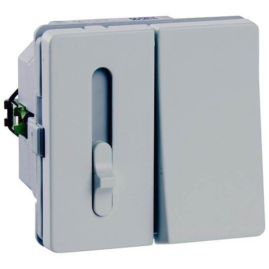 FUGA skydelysdæmper LED grå