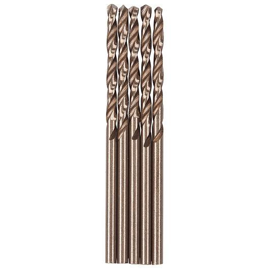 HSS metalbor 2,5 mm 5-pak