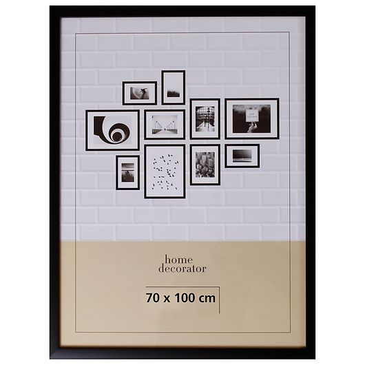 Billedramme bred 70 x 100 cm