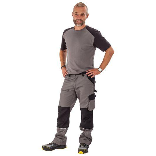 Bulloch bukser grå - str. 100