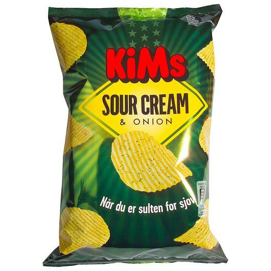 KiMs Sour Cream & Onion 95 g