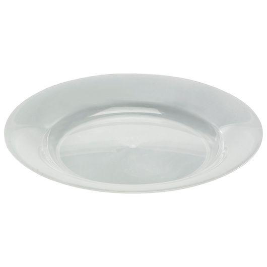 Tallerken - Plast Ø. 20,5 cm 6-pak