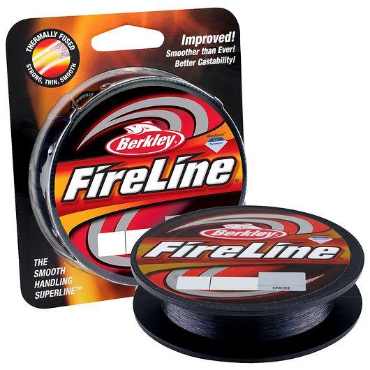 Berkley Fireline 0,12 mm - 110 m