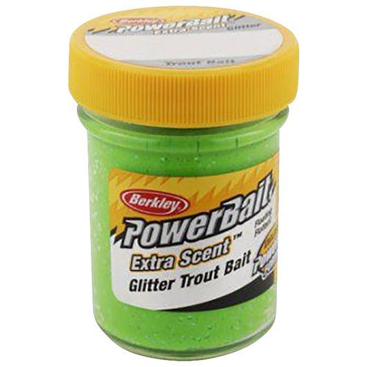 BERKLEY PowerBait - Spring Green Glitter