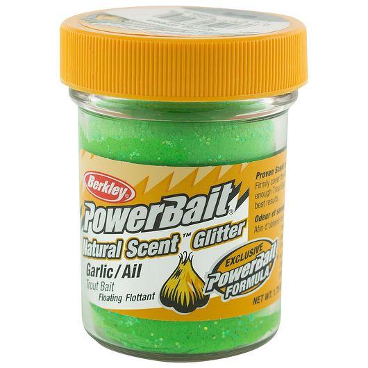 BERKLEY PowerBait Garlic - Spring Green