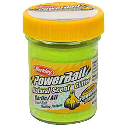 BERKLEY PowerBait Garlic - Chartreuse