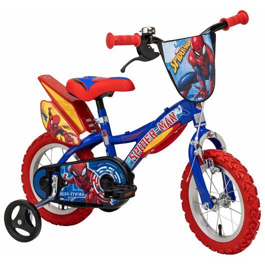 "Spiderman 12"" børnecykel"