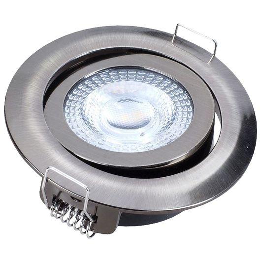 Indbygningsspot LED 5 W IP20 - dæmpbar i 3 trin