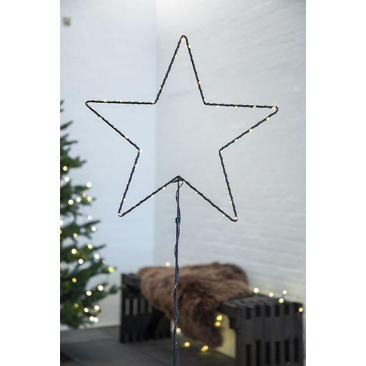 Nowel - Havespyd stjerne H. 90 cm