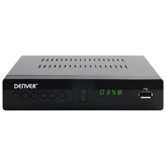HD satellitmodtager DVBS-205HD