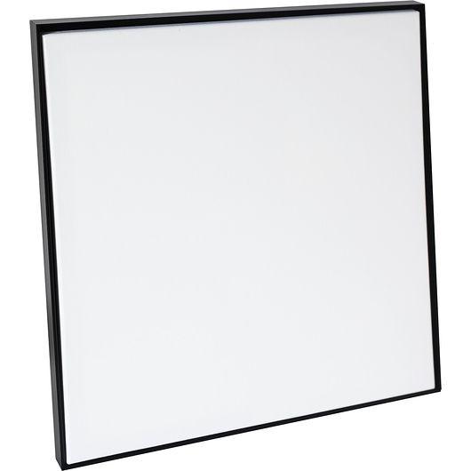 Svæveramme med lærred 100 x 100 cm