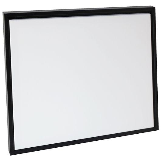 Svæveramme med lærred 40 x 50 cm