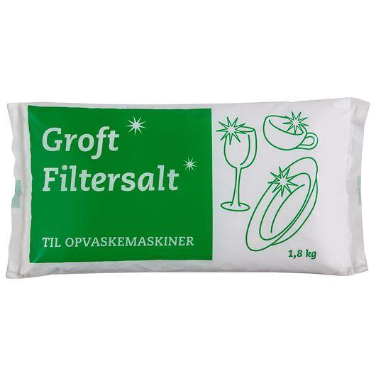 Groft filtersalt 1,8 kg