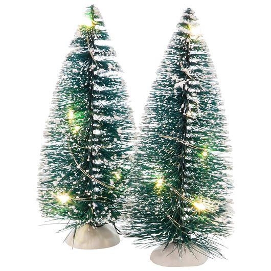 Villa juletræ 2 stk. med LED