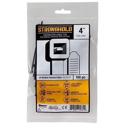 StrongHold - Kabelbinder 2,5 x 100 mm 100-pak