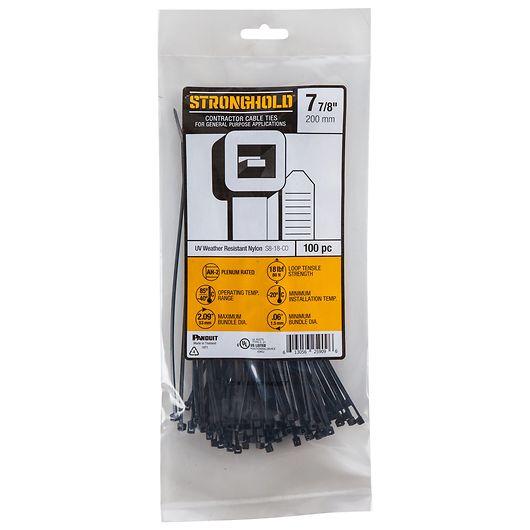 Panduit StrongHold - Kabelbinder 2,5x200mm 100-pak