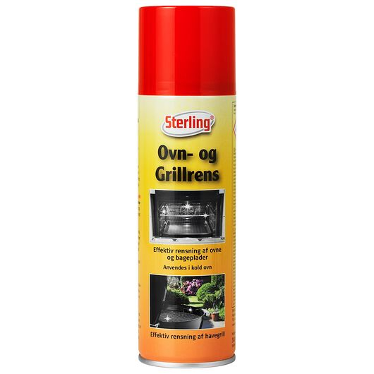 Sterling ovn- og grillrens 300 ml.