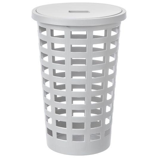 Plast Team - Boston vasketøjskurv - hvid