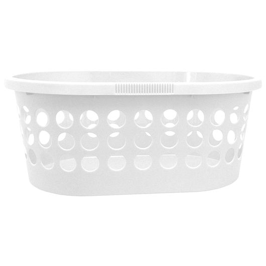 Plast Team - Springfield linnedkurv - hvid