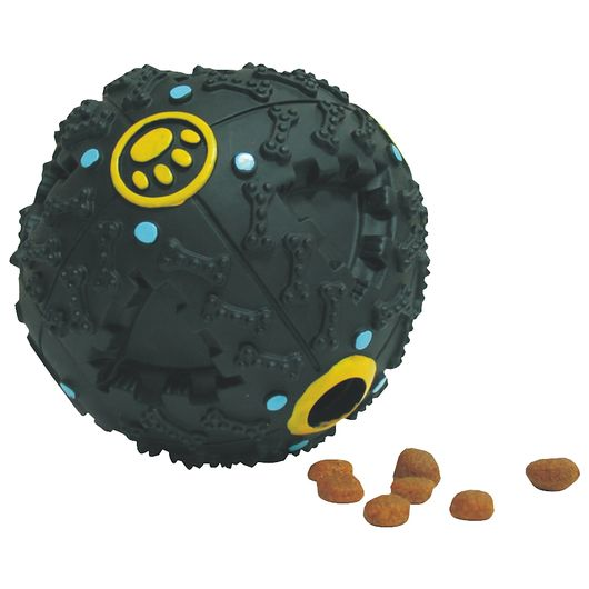 Hundelegetøj - bold til snacks Ø. 12,7 cm