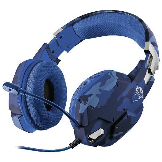 Trust headset GXT322B Carus