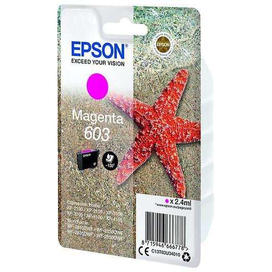 Epson blækpatron XP-2105 603 - rød