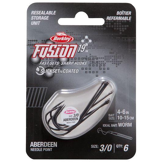 BERKLEY Fusion Aberdeen 6-pak - str. 3/0