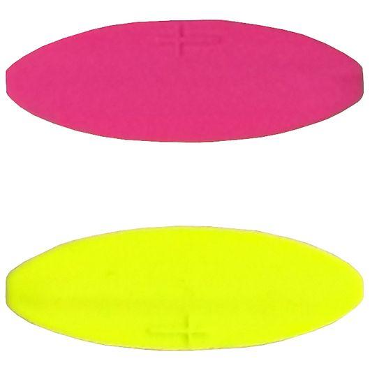 Præsten Mini gennemløber 3,5 g - gul/pink