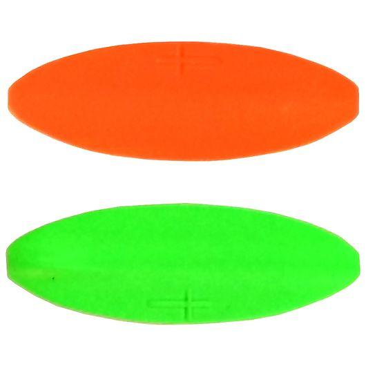 Præsten Classic gennemløber 7 g - grøn/orange