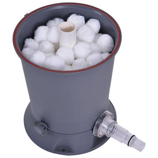 Filterballs til poolpumpe - 400 g