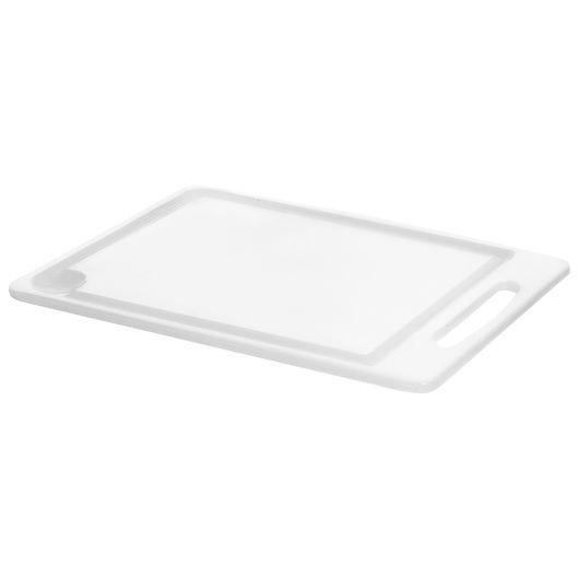 Plast Team - Skærebræt plast 35,6 x 25,5 cm