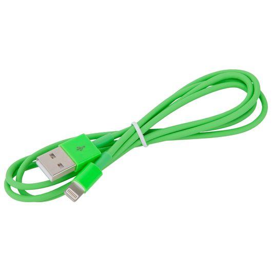 Sinox Lightningkabel grøn - 1 meter