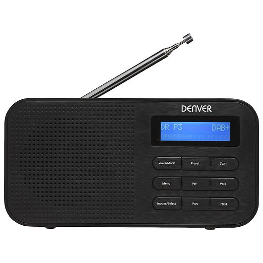 Denver - DAB+ radio