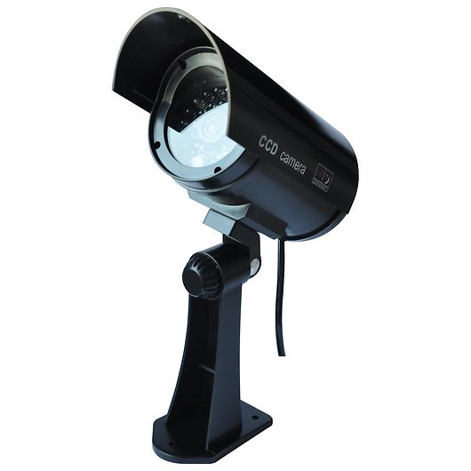 STEVISON - Dummy overvågningskamera med LED