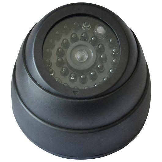 STEVISON - Dummy kuppel kamera med LED