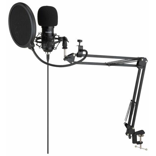 Streamer mikrofon med arm