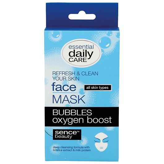 Ansigtsmaske - Oxygen boost 3-pak